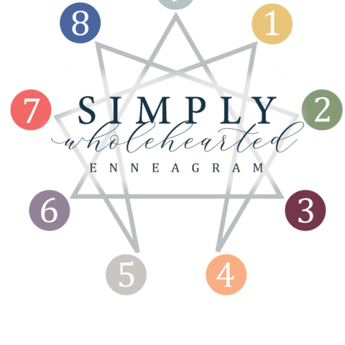 Simply Wholehearted Enneagram