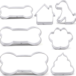Bone shaped Cookie Cutters