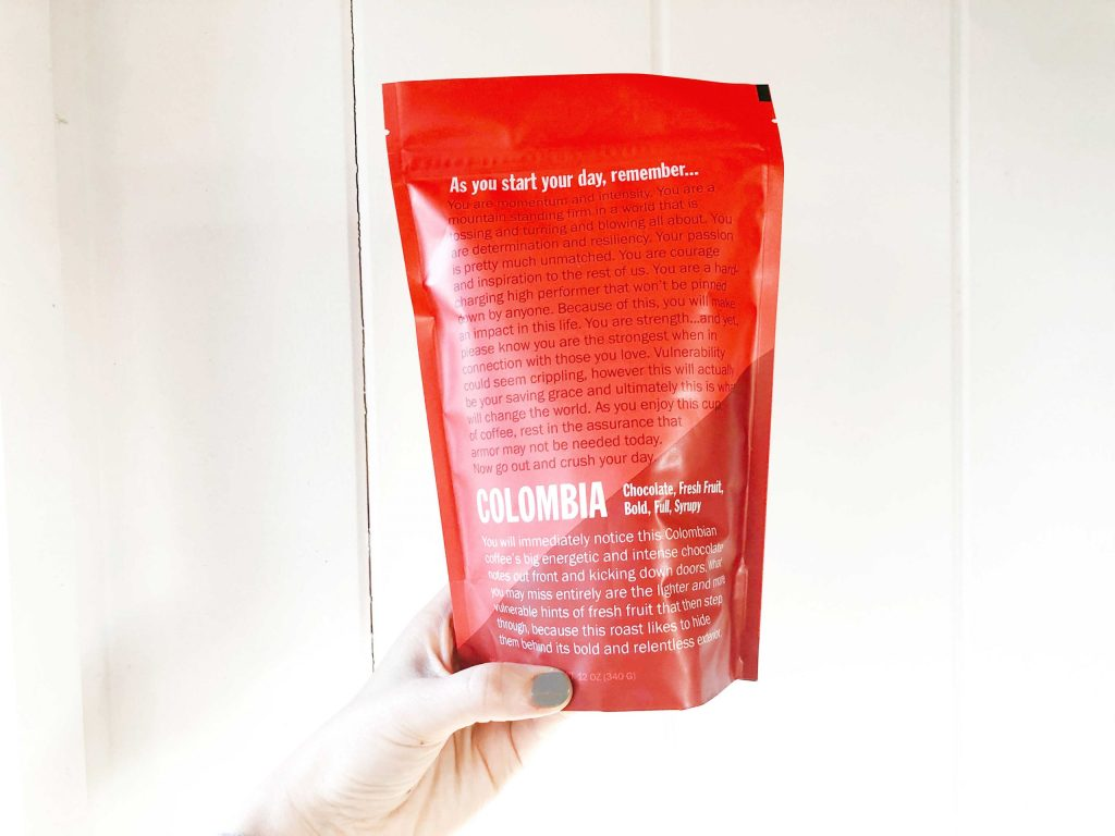 Enneagram 8 Coffee Affirmations