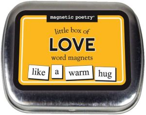 Magnetic Poetry Love Version