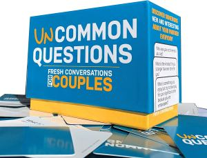 Uncommon Questions for Couples