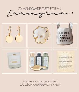 Handmade Gifts for Enneagram 1
