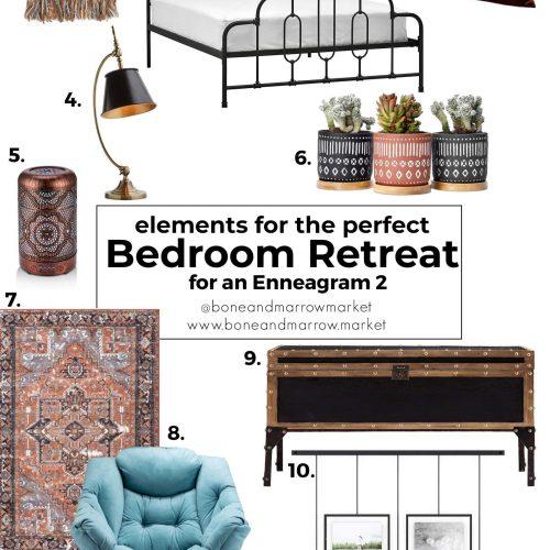 Enneagram 2 Bedroom Retreat