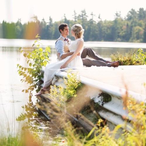 Jessica and Michael Wedding Photo