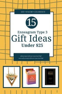 Enneagram Type 3 Gifts Ideas Under $25