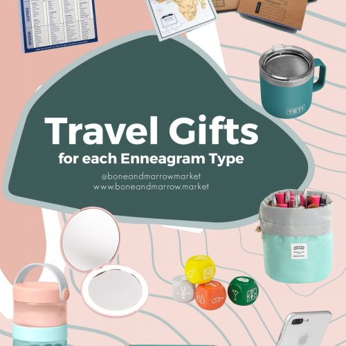 Travel Gifts for Each Enneagram Type