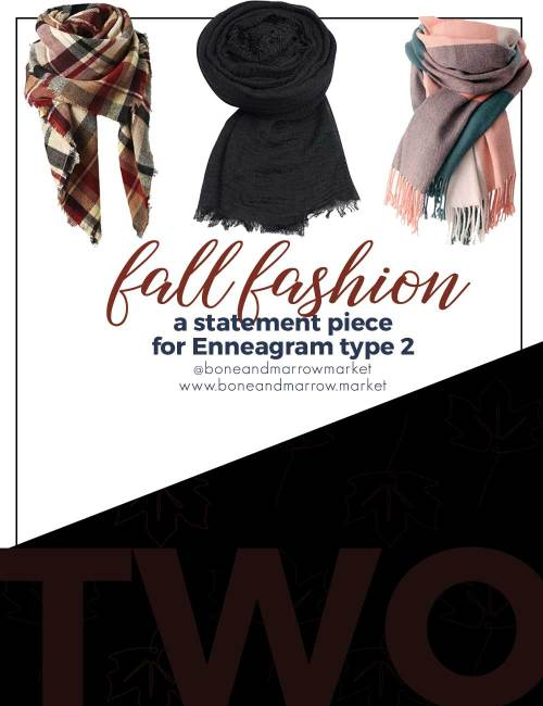 Fall Fashion for Enneagram Type 2