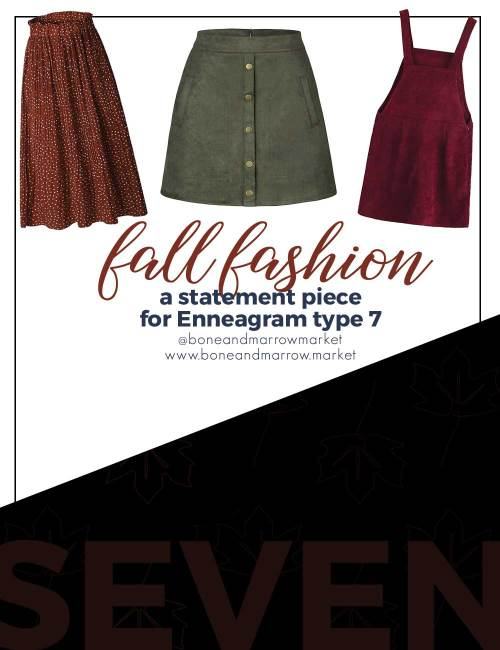 Fall Fashion for Enneagram Type 7