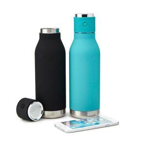 Blue Tooth Speaker + Water Bottle