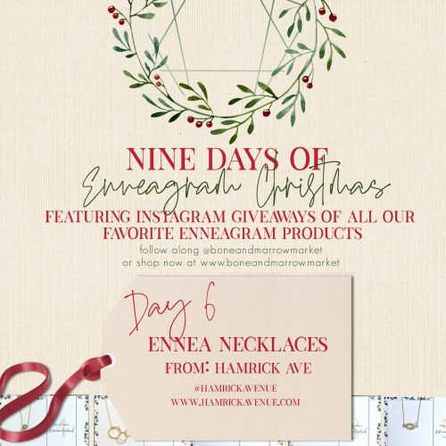 Ennea Necklaces | 9 Days of Enneagram Christmas