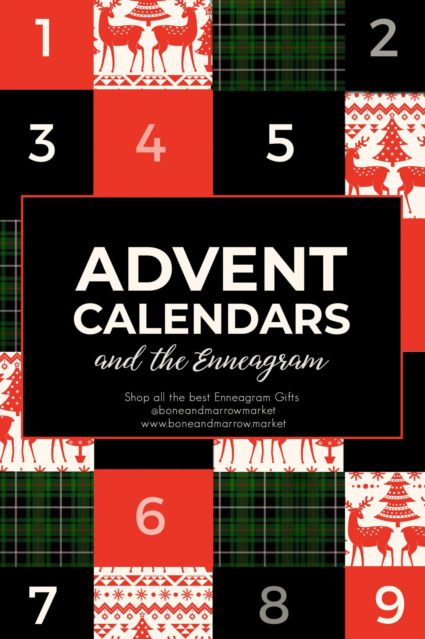 Advent Calendars by Enneagram Type