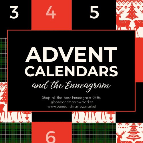 Advent Calendars by Enneagram Type