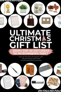 Ultimate Christmas Gift Ideas for an Enneagram 1