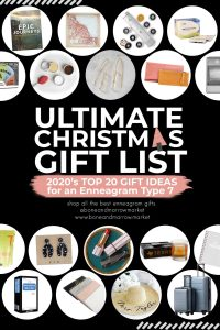Ultimate Christmas Gift Ideas for an Enneagram 7