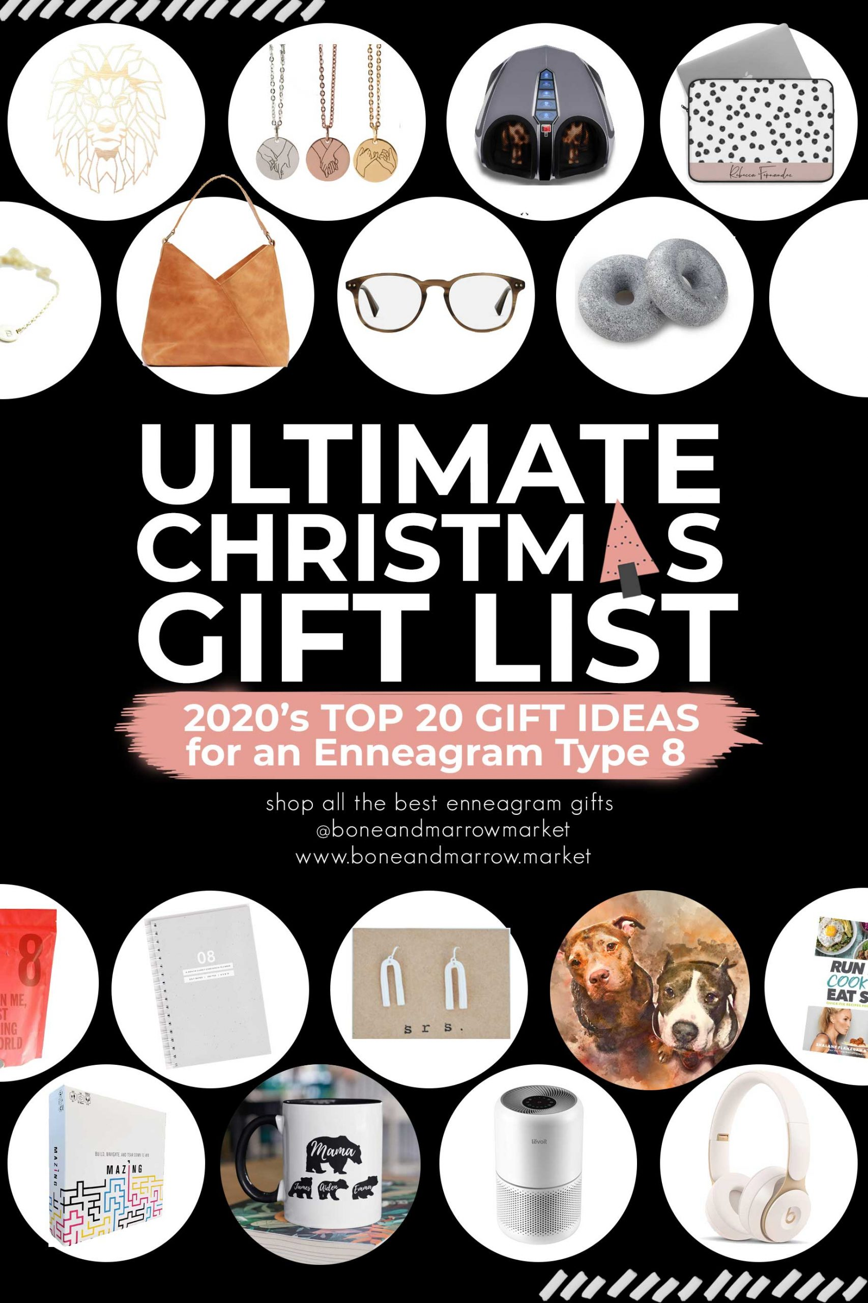 Ultimate Christmas Gift Ideas for an Enneagram 8