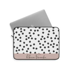 Personalized Lap Top Sleeve
