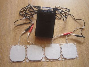 TENS Unit - Credit Wikipedia