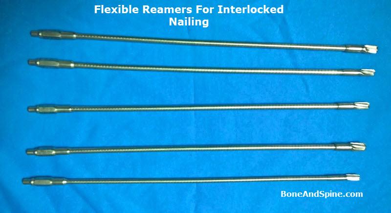 Reamers for interlocking