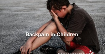 Backpain in Children