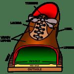 Components of Orthopedic Shoes