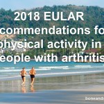 New Recomendations for Exercise in Arthritis [EULAR 2018]