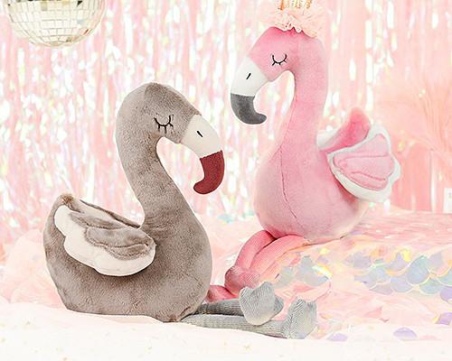 pelúcia metoo dolls flamingo