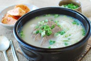 Seolleongtang-recipe