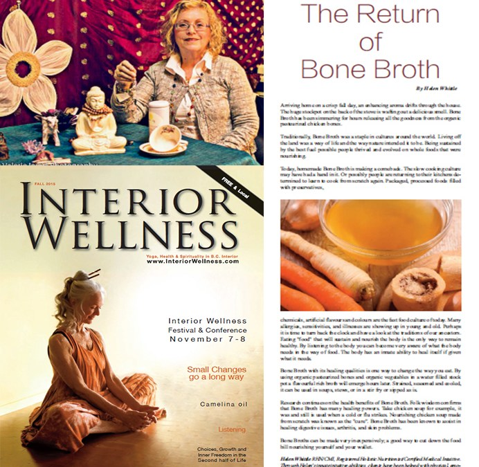 The Return of Bone Broth