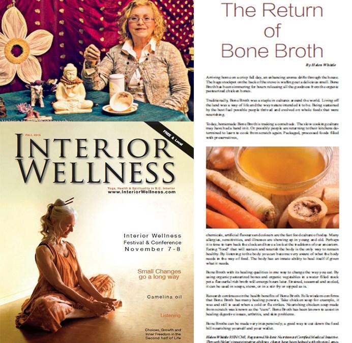 The Return of Bone Broth