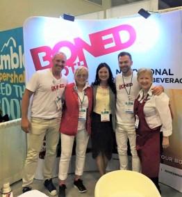 Boned Team with Cloverdale Pharmasave
