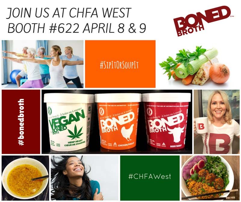 Join Us at CHFA West 2017 – Booth #622