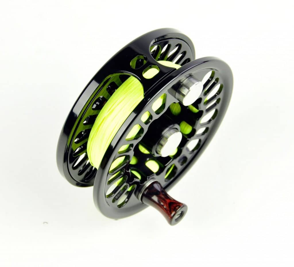 Salt water fly reel review hawaii flyfishing for Fly fishing reel reviews