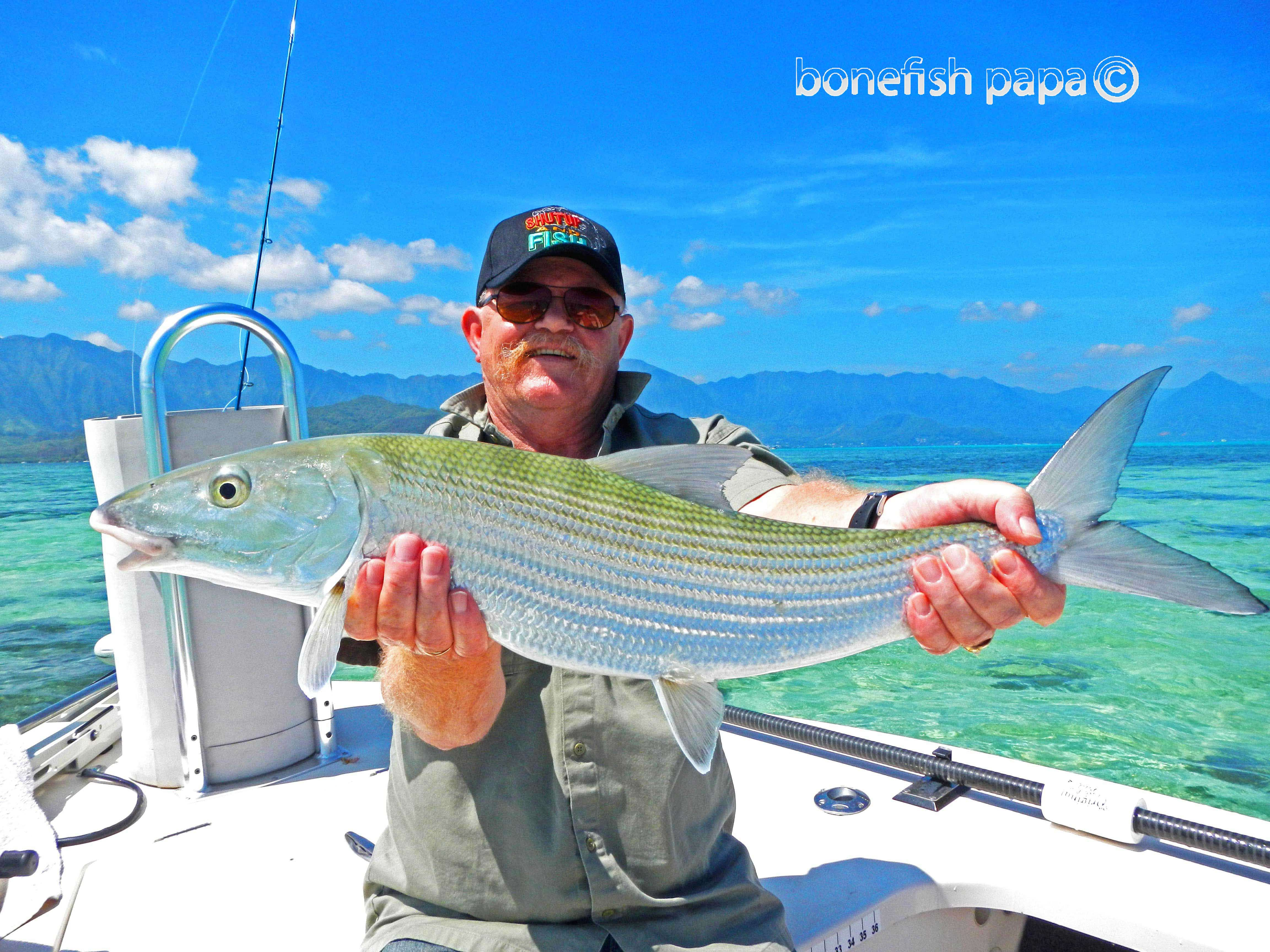 Bonefish Hawaii fatty