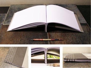 2014.10.22 - 22 - Строение блокнота с японским переплётом - Fabulous Cat Papers