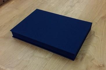 Мастер-класс по переплётному делу - коробки для книг