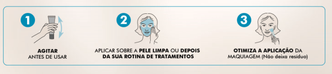 Modo de uso do Physical Matte UV Defense SkinCeuticals