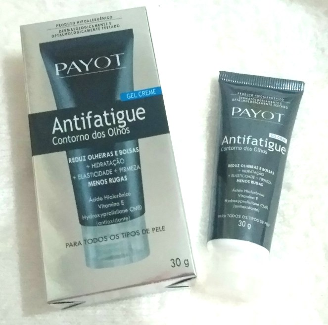 Payot Antifayiqye Contorno dos Olhos