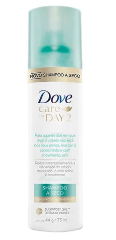 Dove Care on Day 2 – Resenha