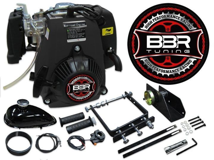 BBR Bicycle Motor Kit