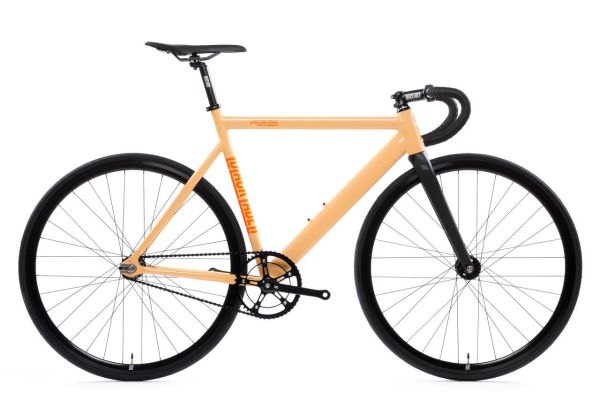 state bicycle co 6061 black label peach