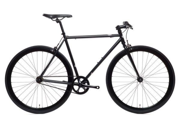 State Bicycle Wulf Black Fixie Bike