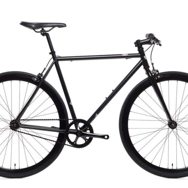 State Bicycle Wulf Black Fixie Bike