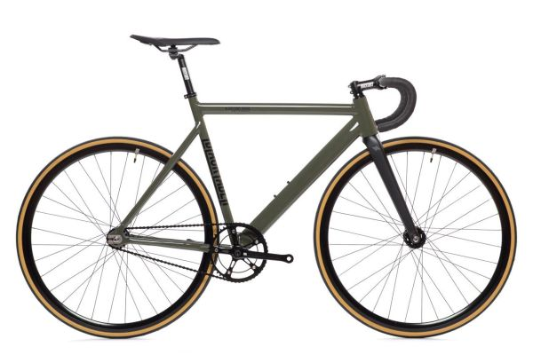 state blcycle 6061 black label v2 army green