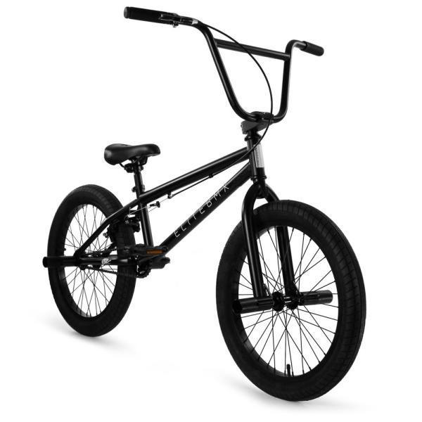 Elite BMX Stealth 20″ BMX Bike – Black