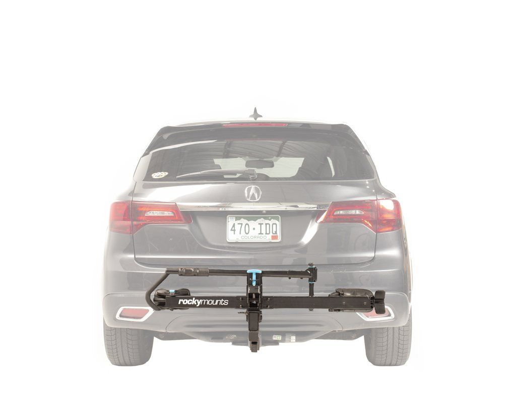 Monorail Solo Platform Hitch Rack