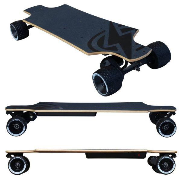 B10X All Terrain Longboard Skateboard 2