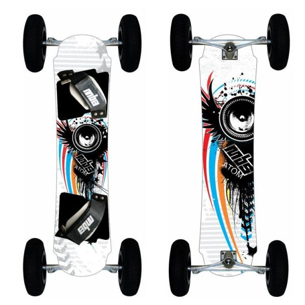 MBS Atom 90 Mountain Board main