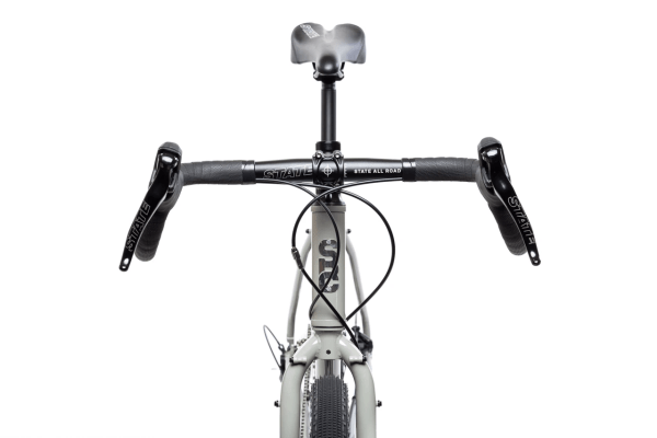 state bicycle co 4130 all road gray 4