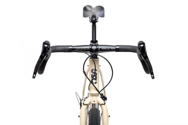 state bicycle co 4130 all road tan 7