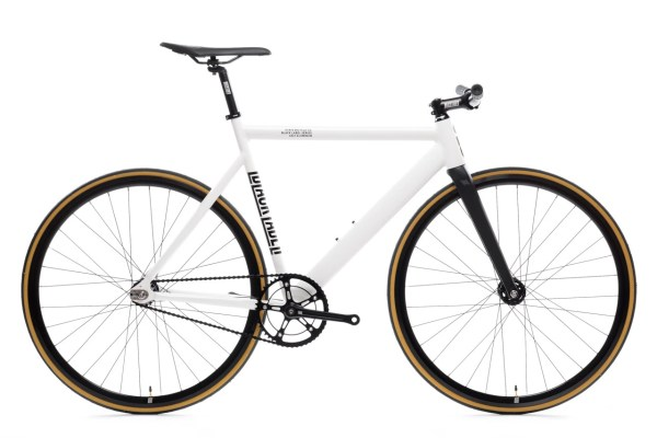 state bicycle co 6061 black label pearl white 9